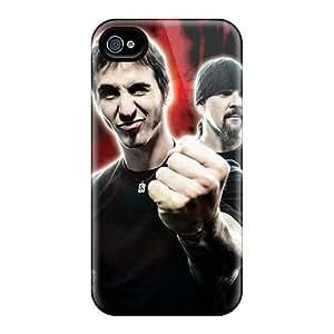 AlissaDubois iphone 6 4.7 Protective Hard Phone Case Provide Private Custom High Resolution Godsmack Band Pictures [cef3001JCEk]