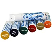 HELLO NEIGHBOR SMOKE AND ODOR NEUTRALIZER ASSORTED SCENTS PACK OF 1