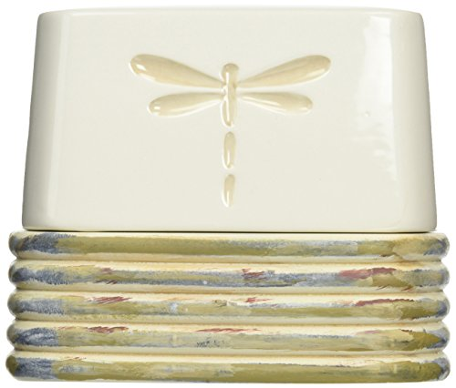 Creative Bath Products Dragonfly Toothbrush Holder (Bath Dragonfly Accessories)
