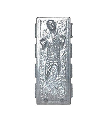 Price comparison product image Takara Tomy Han Solo in Carbonite (Not for Sale Gun Metal Version)