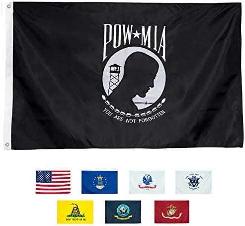 Front Line Flags Embroidered Quadruple product image