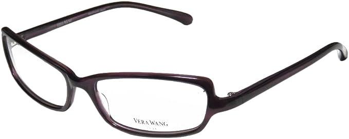 Vera Wang V40 For Ladies//Young Women//Girls Designer Full-Rim Shape Durable Trendy Made In Japan Eyeglasses//Eye Glasses
