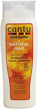 Cantu Sulfate-Free Hydrating Cream Conditioner, 13.5 Fluid Ounce