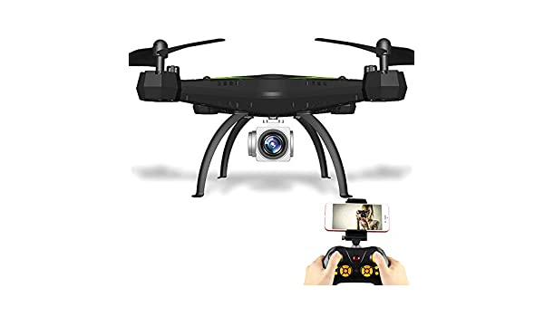 Hongfei KY501W Fixed High Quad-axis Aircraft Wide-angle Wifi en ...