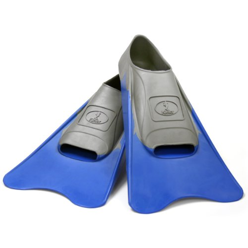 Kiefer 800400-D Training Swim Fins, Women's 7-9/Men's 5-7, - Fins Training Swim