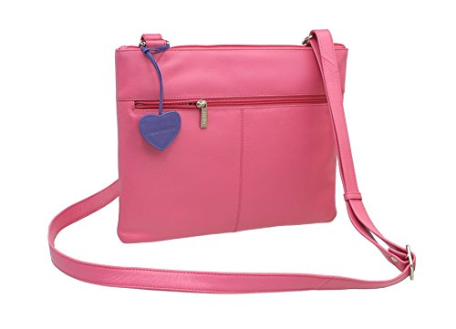 Cross ANISHKA Mala Bag Leather Leather 75 Body Shoulder Candy 7133 Candy Collection T46wX4