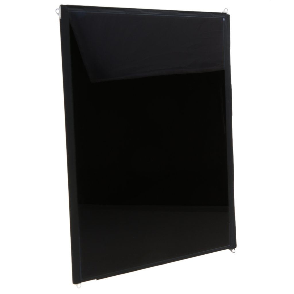 Homyl LCD Display Screen Display Panel Digitizer Replaced Kit for iPad 3 4 Black by Homyl (Image #8)
