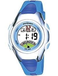 Kids Watch 30M Waterproof Sport LED Alarm Stopwatch...