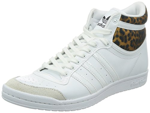 adidas top ten hi sleek mujer
