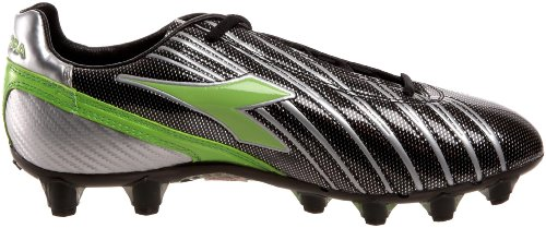 Solano 14 Men's Black GX Net Metal Green Diadora Soccer vgRExCww