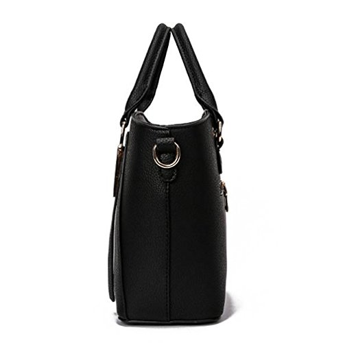 Elegant Women Size Sexy Handbag Big beginning for blue dark Auspicious Style V Body Simple Cross q7tBC