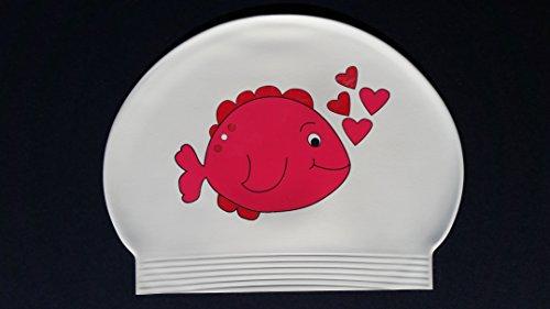 Aqua World Fish Heart Bubbles Latex Swim ()