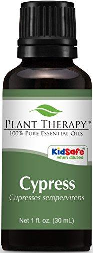 Cypress Essential Oil. 30 ml (1 oz). 100% Pure, Undiluted, Therapeutic Grade.