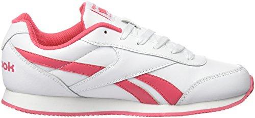 Reebok Rosa Blanco Running Fearless para Pink Royal de White Mujer 2 Zapatillas Cljog qFqa1