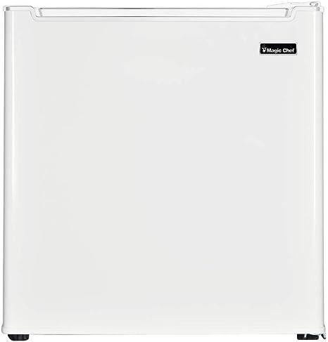 Mini nevera sin congelador, color blanco, 1,7 cu. cuadrados ...
