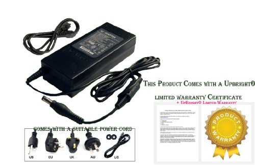 UpBright NEW AC/DC Switching Adapter For All 24V Fargo Persona Plus Printer...