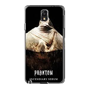 Durable Hard Phone Cover For Samsung Galaxy Note3 With Unique Design Vivid Breaking Benjamin Series InesWeldon