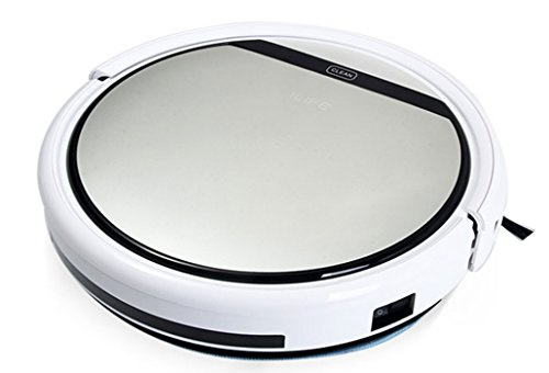 ILIFE Robotic Cleaner upgraded Cleaning