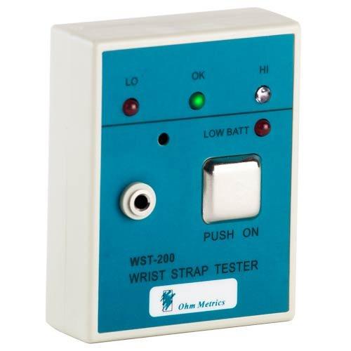 Transforming Technologies WST200 - Ohm Metrics Wrist Strap Tester