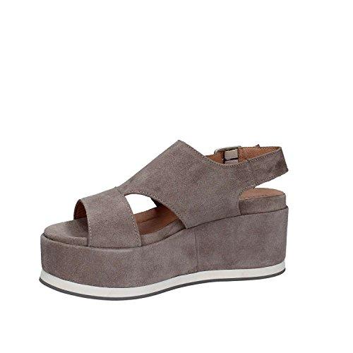 Sandals 660190 Women Wedge Grey Maritan qEwxadUq