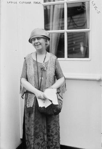 1900s photo Louise Closser Hale Vintage Black & White Photograph a4