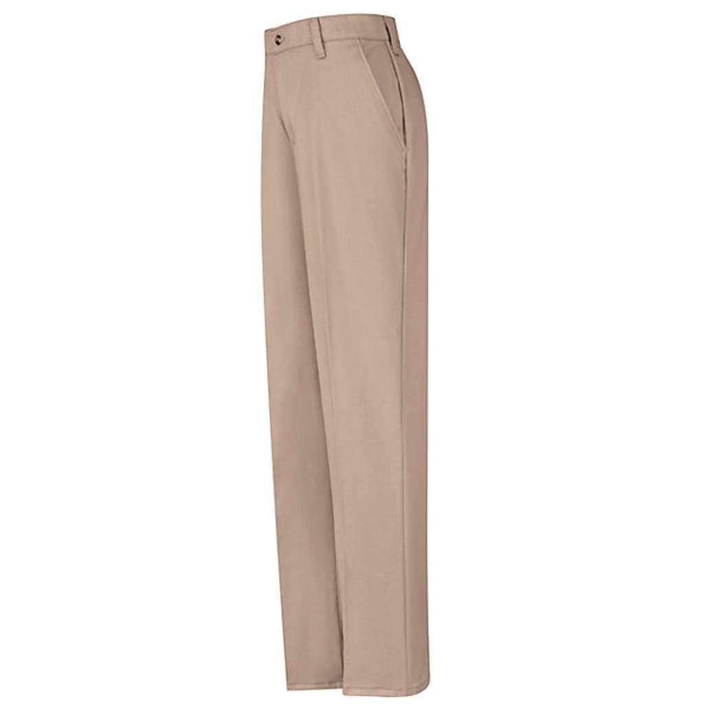 2234U Red Kap Plain Front Cotton Pant PC45KH Women