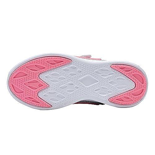 timeless design 1cee9 512fb PENGCHENG Kids Running Tennis Shoes Boys Girls Lightweight Fashion Sneakers  Breathable Casual Walking Shoe (Little