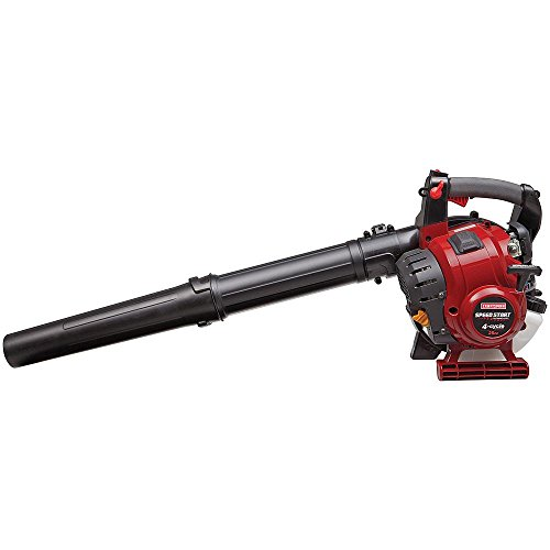 Craftsman Blower Vacuums - Craftsman 25cc 4-Cycle Leaf Blower