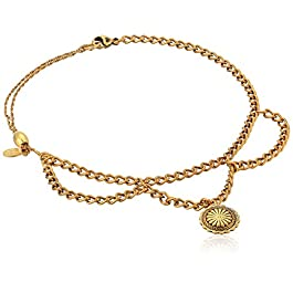 Alex and Ani Womens Sun Anklet
