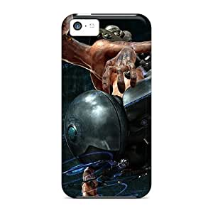 5c Scratch-proof Protection Cases Covers For Iphone/ Hot 3d Alien Phone Cases