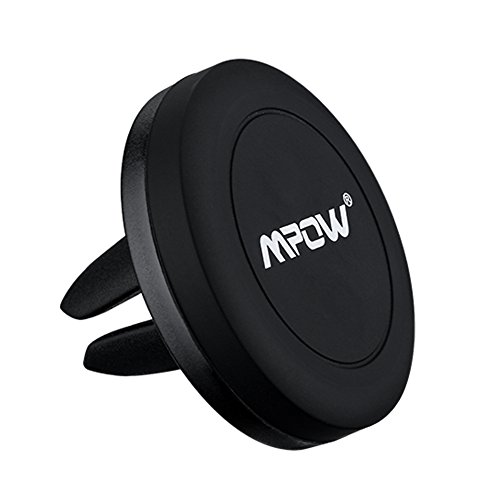 Mpow Air Vent Magnetic Car Mount, Cell Phone Holder for Car Compatible...