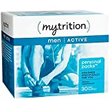 MyTrition Men's Active Multivitamin Packs with Omega 3 Fish Oil, Vitamin D3 and Green Tea Extract More (30 Day Supply) Review