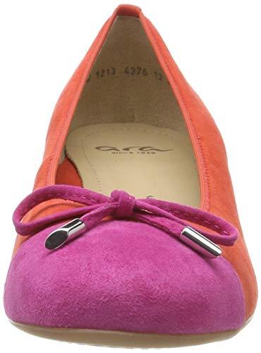 Ballerines Corallo Ara Femme 1233760 Rose 30 pink Bari fxxEaqwp