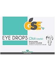 Gse Gse Eye Drops Click 10 Pipette Richiudibili - 4 g