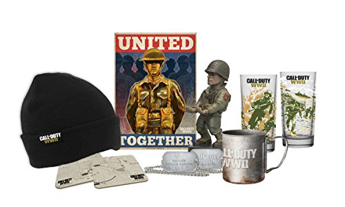 Power Up Factory Call Of Duty  Wwii Big Box