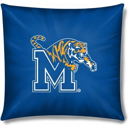 NCAA Memphis Tigers Official 15'' Toss Pillow, Set of 2 by Northwest2