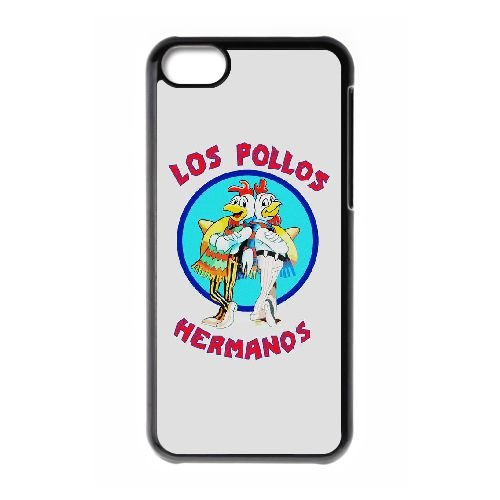 Breaking Bad Los Pollos Hermanos W2D37A8IB coque iPhone 5c case coque black AST128