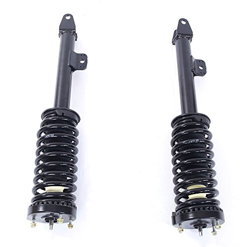 Front Driver & Passenger Side Complete Strut & Coil Spring Assembly for 2005 2006 2007 2008 2009 2010 Chrysler 300 | Dodge 2005-2008 Magnum & 2006-2009 Charger (Chrysler Struts)