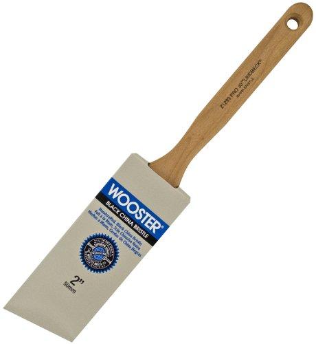 Wooster Brush Z1293-1 Pro 30 Lindbeck Angle Sash Paintbrush, 1-Inch