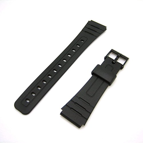 Casio Black Resin F 105 Watches