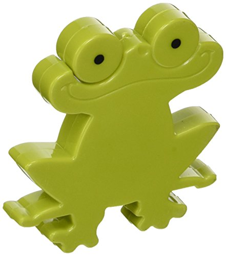 Frog Quilted (Tacony TAC253-FRG.DB Jumpy Frog Tape Measure Pop)