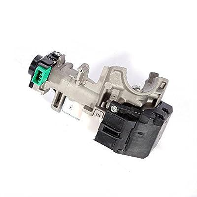 For 2003-2007 Honda Accord Civic Ignition Switch Cylinder Lock Trans & keys: Automotive