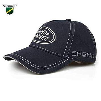 dernier style style limité le dernier Land Rover Lifestyle Collection New Genuine Logo Unisex Baseball Cap Hat in  Navy 51LGCH488NVA
