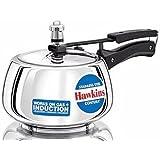 Hawkins Stainless Steel Contura Pressure Cooker 5 litres