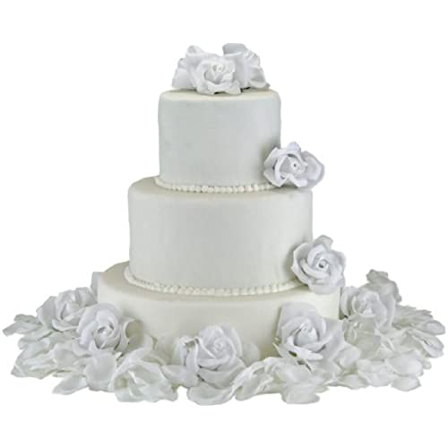 Wedding Cake Flowers: Amazon.com