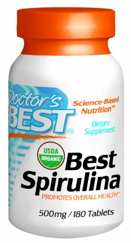 Doctor's Best Spirulina ...