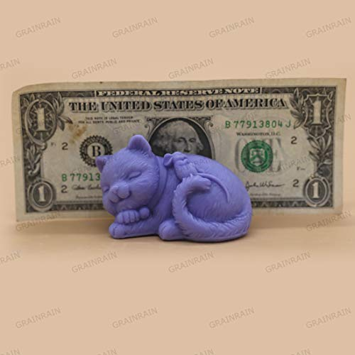 Silicone Soaps Mold Cats Butterfly Soap Making Mould Resin Molds Handmade Soap Molds Diy Craft Art Molds 1 pc
