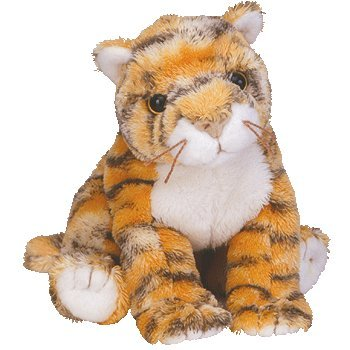TY Beanie Baby - RUMBA the Tiger [Toy] ()