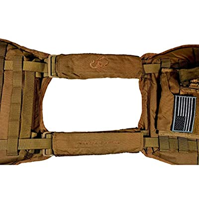 Scorpion Tactics Tactical MOLLE Vest ST-FBSA202001 Breathable Rugged Outdoor Vest