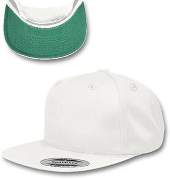 Personalizado Yupoong gorra con diseño de la bandera del verde ...